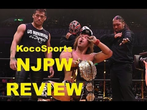 "PWME - ""NJPW Invasion Attack 2016"" Review (Okada vs. Naito, Will Ospreay, Title Changes & More)"