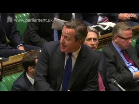 Prime Minister's Questions: 11 June 2014