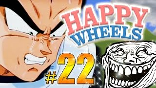 MALDITO TROLL!! - Happy Wheels: Episodio 22 | Fernanfloo