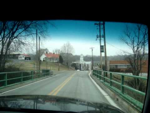 Cruising through small Dandridge, TN
