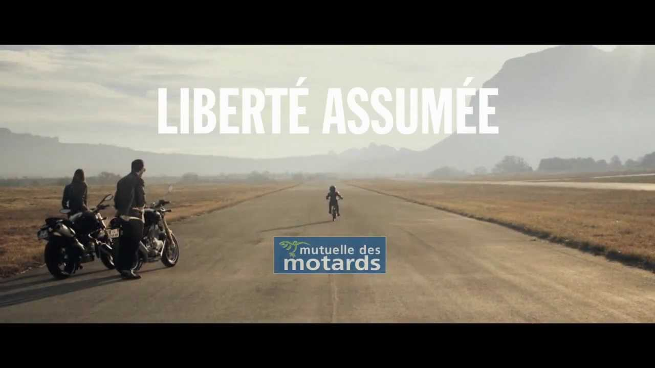 mutuelle des motards libert assum e libert assur e youtube. Black Bedroom Furniture Sets. Home Design Ideas