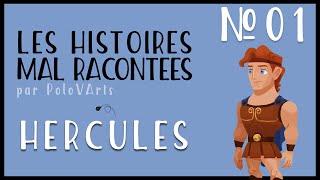 Download Lagu HERCULE - #01 - HMR (Les Histoires Mal Racontées) Gratis STAFABAND