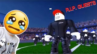 R.I.P. GUESTS..... :( | ROBLOX GUEST STORY - The Spectre (Alan Walker)