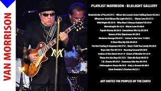 Van Morrison songs playlist of hits - Rhythm and blues Soul bianco