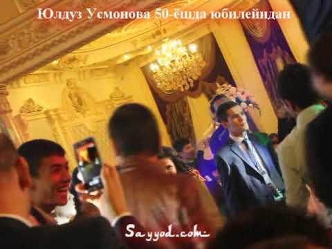 Yulduz Usmonova 50-yoshda yubileyi