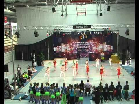 Dancing Baloos - Norddeutsche Meisterschaft 2011