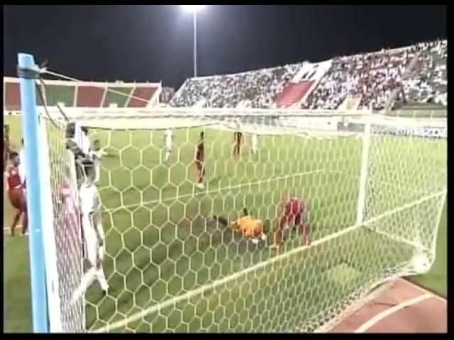 Omán 3-Costa Rica 4
