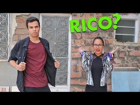 VOCÊ DECIDE - O FALSO RICO! (PARTE 1)