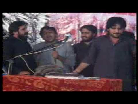 Zakir imran haider kazmi Majlis 15 safar 2017 Chak 487 Burewala