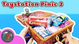 Picnic đồ chơi Shopkins, Grossery Gang, Twozies, Disney infinity và hơn nữa - ToyStation 131