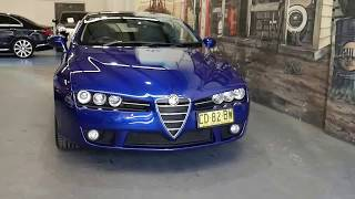 2007 Alfa Romeo Brera 2.2 JTS Manual