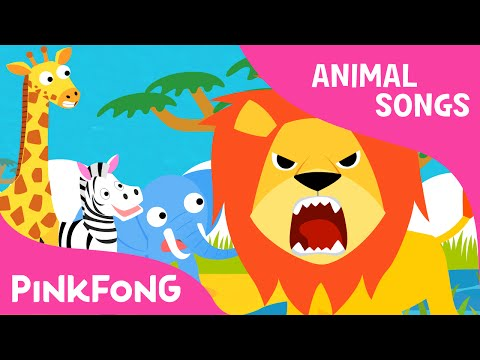 Hakuna matata | Animal Songs | PINKFONG Songs for Children