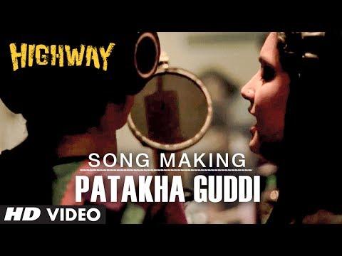 Patakha Guddi Song Making Highway Nooran Sisters | AR Rahman | Alia Bhatt, Randeep Hooda