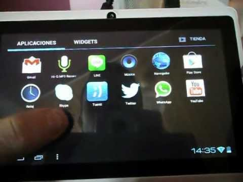Review Tablet PC 7