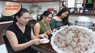 Cách nấu Xôi Đậu Phộng ngon (Đơn giản tại nhà) #namviet