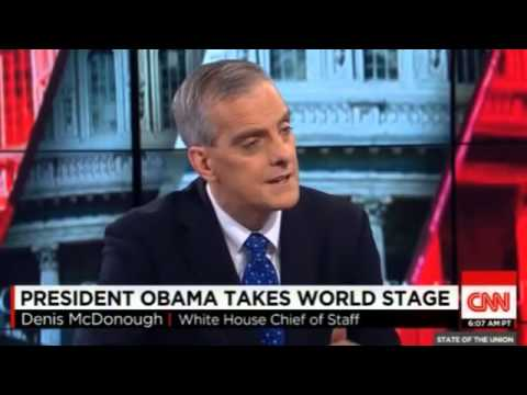 WH Chief of Staff Denis McDonough: We're Going to Tax the Rich so Middle Class Gets a 'Fair Shot'