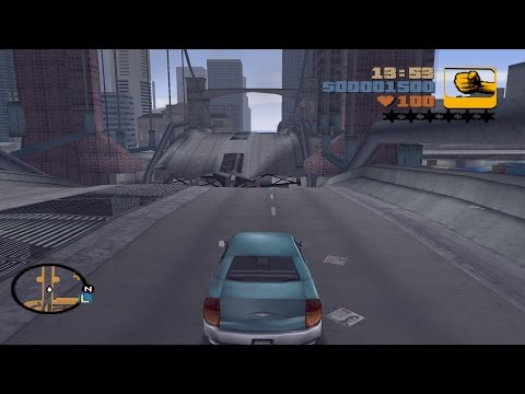 GTA 3 - Tips & Tricks - How to get to Staunton Island and Shoreside Vale earlier