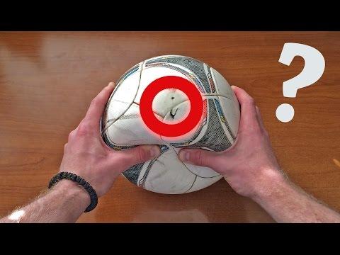 ЛАЙФХАК. Как отремонтировать мяч - How to fix soccer ball