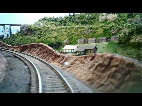 Tony Donatelli's Tygart Valley Railroad