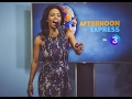 Kelly Khumalo | Afternoon Exppress | 9 Feb 2017