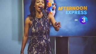 Kelly Khumalo | Afternoon Exppress | 9 Feb 2017