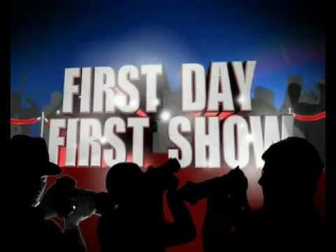 """First Day First Show"" Phenomena- Thanks to UFO MOVIEZ"