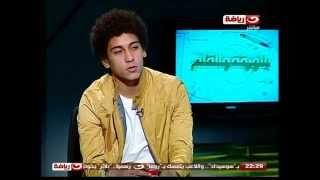 #بالوقة_والقلم :  حسين السيد :  عبد الصادق وجمعة بهدلونى بسبب ماحدث فى مباراة بتروجيت