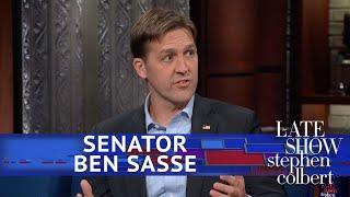 Senator Ben Sasse On Acting AG Matt Whitaker