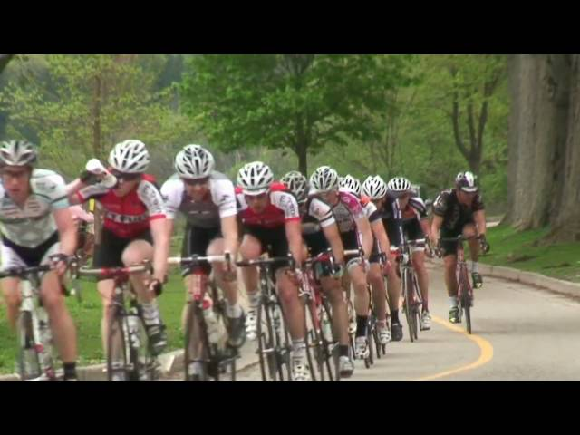 London Centennial Wheelers - Springbank Road Race May 2nd 2010
