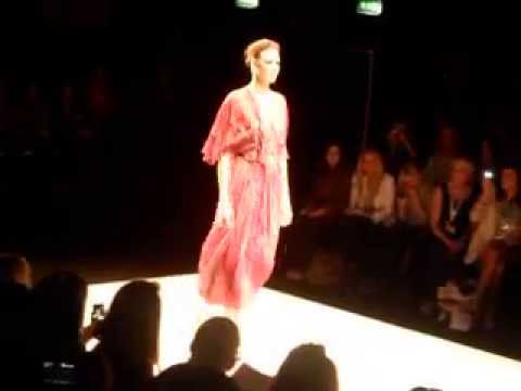 London Fashion Weekend Vintage Glamour Video