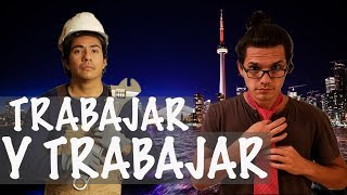 Trabajar como Profesional O NO en Canadá, Ventajas y Desventajas Ft Diego Saul Reyna