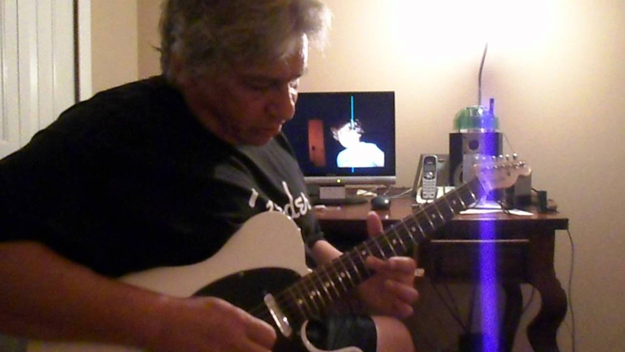 how to play donna donna on guitar