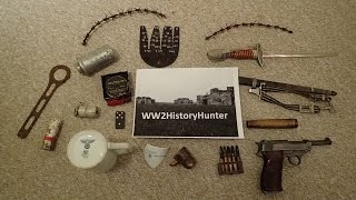 WW2HistoryHunter on Patreon and behind scenes.