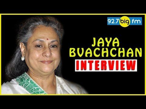 Jaya Bachchan Interview (Birthday Special)