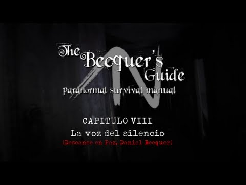 The Becquer's Guide. 1×08 – La voz del silencio