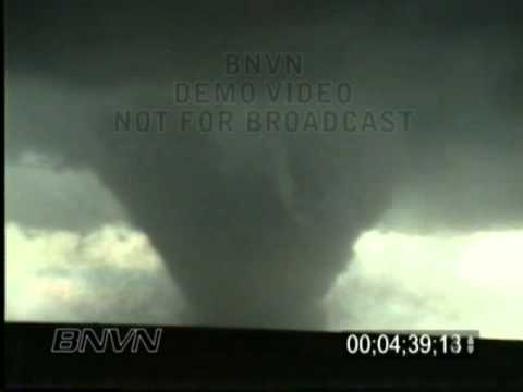 7/21/1993 Last Chance Colorado Massive Wedge Tornado Video