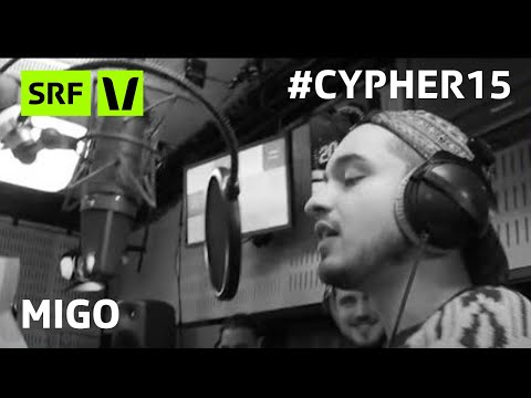 Migo an der Virus Bounce Cypher
