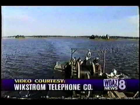 Wikstrom Telephone Company Connects NW Angle.wmv