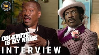Eddie Murphy, Wesley Snipes, Keegan-Michael Key and More on DOLEMITE IS MY NAME