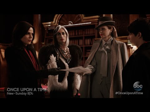 Regina Takes the Storybook Page - Once Upon A Time