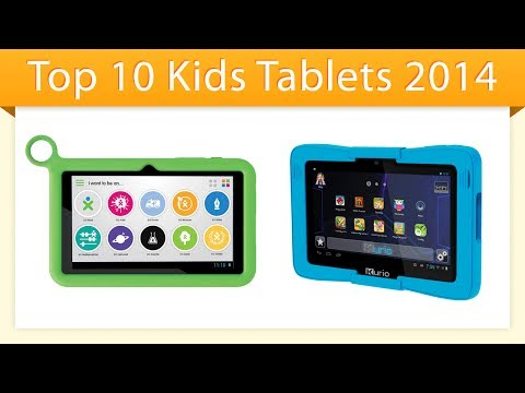Top 10 Kids Tablets 2014   Review