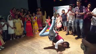 Paglu dance on Birthday party
