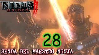 Ninja Gaiden 2 Guía en Maestro Ninja [P28] por Marco Hayabusa