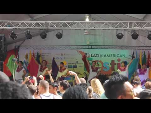 Mexican Dancing at the 8th Latin American Festival in Malaysia (Video 6 of 12)