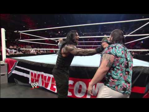 Unseen footage of the fight between The Shield and The Wyatts: WWE.com Exclusive Nov. 13 2013