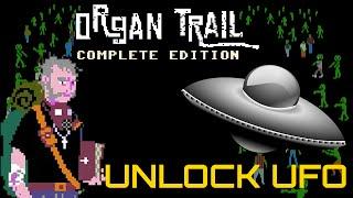 Unlocking UFO in Organ Trail Complete Edition Playstation 4