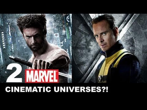 The Wolverine 2013, Days of Future Past 2014 - 2nd Marvel Cinematic Universe?! : Beyond The Trailer