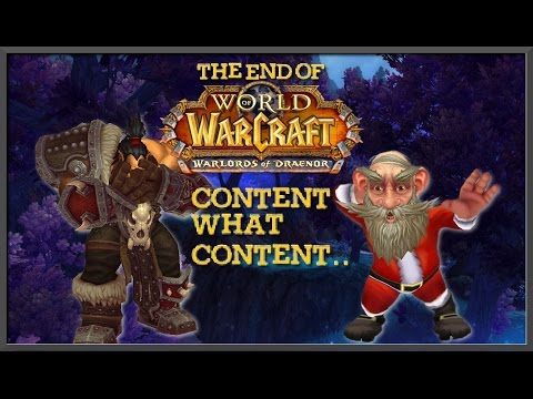 Draenor - Approaching End