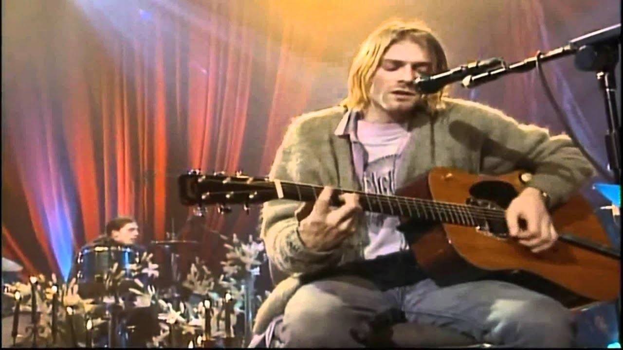 Nirvana Unplugged Wallpaper Nirvana Polly Unplugged