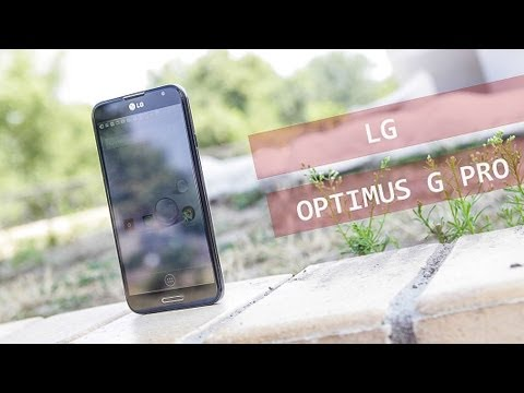 LG Optimus G Pro - Обзор от keddr.com